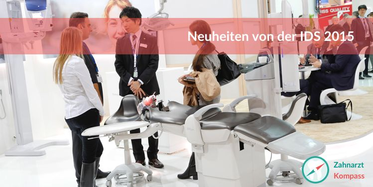 Internationale Dental Schau 2015